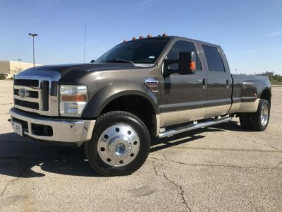 2008 FORD F450 LARIAT 4X4 DUALLY DELETED