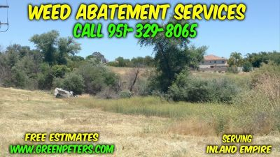 Affordable Weed Abatement Services in Pomona - Call Us