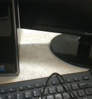 Full set computer, monitor and keyboard