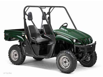 2007 Yamaha Rhino 450 Auto. 4x4 Side x Side Utility Vehicles Greeneville, TN