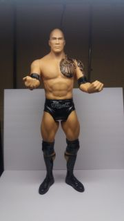 wwe giant size 31 inch action figure - The Rock. Used