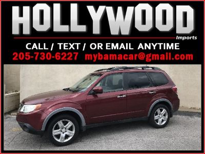 2009 Subaru Forester 2.5 X L.L. Bean (Red)