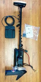 Purchase MINN KOTA 765MXT FOOT CONTROLLED TROLL MOTOR NEW !!! motorcycle in McDonough, Georgia, United States, for US $250.00