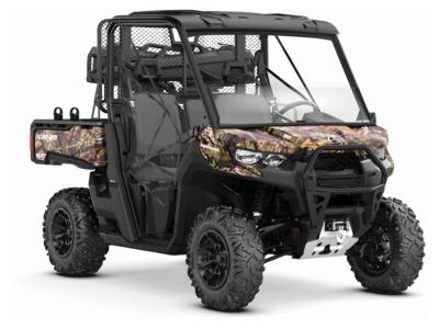 2019 Can-Am Defender Mossy Oak Hunting Edition HD10 Side x Side Utility Vehicles Huntington, WV