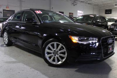 2015 Audi A6 4dr Sdn quattro 2.0T Premium P (Brilliant Black)