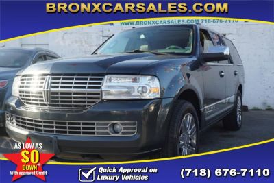 2009 Lincoln Navigator Base (Stone Green Metallic)