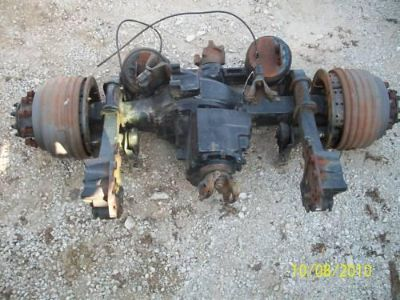 Sell ROCKWELL AIR RIDE AXLE WITH POWER DIVIDER motorcycle in Belton, Missouri, US, for US $1,000.00