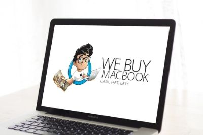 We are buying any MacBook in any condition!
