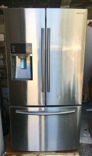 Samsung 28 Cubic Feet Refrigerator - Customer Return Bruised & Reduced