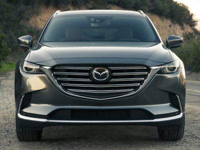 2019 Mazda CX-9 Grand Touring (Soul Red Crystal Metallic)