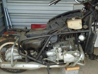 1976 Honda Goldwing GL1000