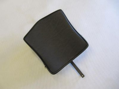 Sell Adjustable/Removable Driver's Backrest (Crown) For Corbin Seats Fits Harley Dyna motorcycle in San Francisco, California, US, for US $63.00