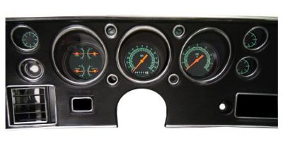 Buy Classic Instruments 70 71 72 Chevelle, El Camino, Monte Carlo SS Gauge Cluster motorcycle in Tempe, Arizona, United States, for US $809.95
