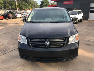 2009 Dodge Grand Caravan SE (Brilliant Black Pearl)