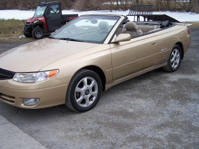 2001 Other Toyota Solara Convertible Other Ferrisburg, VT