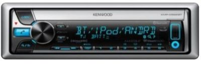 Purchase Kenwood KMR-D562BT Marine CD Receiver w/ Built in Bluetooth KMRD562BT KMRD562BTB motorcycle in Claymont, Delaware, United States, for US $84.95