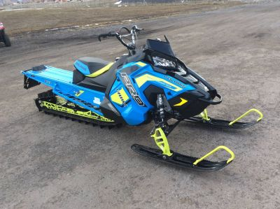 2019 Polaris PRO RMK 800 163 2.6 Snowmobile Mountain Kamas, UT