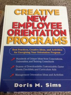 Creative New Employee Orientation Programs