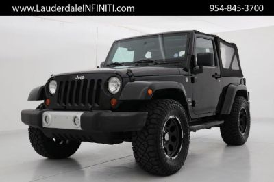 2010 Jeep Wrangler Sport (Black)