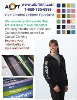 $49 Scrubs, Uniforms, Tees, Hoodies and More