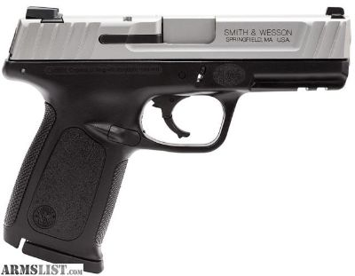 For Sale: Brand New Smith & Wesson SD9VE - 9MM - 16+1 - TWO Mags - Lifetime Warranty