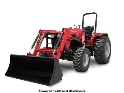 2018 Mahindra 4540 4WD Compact Tractors Evansville, IN