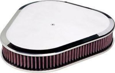 Find Billet Specialties 15729 Air Cleaner Triangle Plain motorcycle in Suitland, Maryland, US, for US $234.83