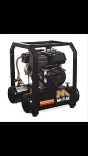 Mti Honda gas air compressor