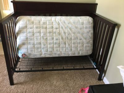 Crib /toddler bed