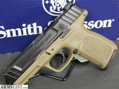 For Sale: Smith & Wesson SD40 FDE