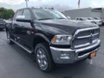 2018 Ram 3500 Laramie Standard Bed 6.4' Box