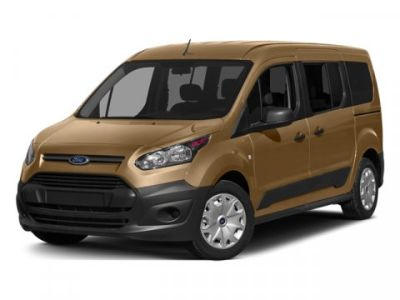 2014 Ford Transit Connect XLT (White)
