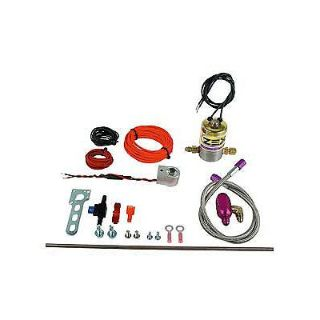 Purchase ZEX 82010-B 82010B BLUE LED Nitrous Purge Valve Kit motorcycle in Suitland, Maryland, United States, for US $156.83