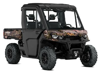 2018 Can-Am Defender XT CAB HD8 Side x Side Utility Vehicles Honeyville, UT