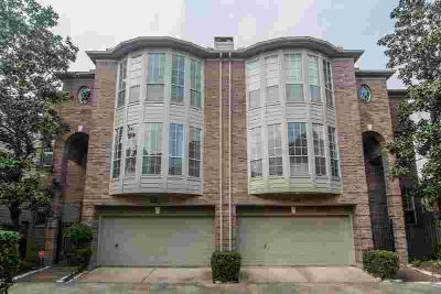 3805 Jack Street Houston Three BR, Beautiful townhome in a small