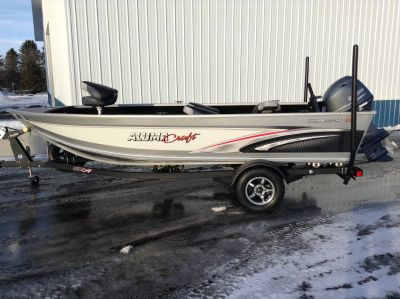 2019 Alumacraft Comp 165 TL Aluminum Fish Boats Hutchinson, MN