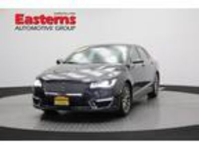 Used 2017 Lincoln MKZ Magnetic Gray Metallic, 22.4K miles