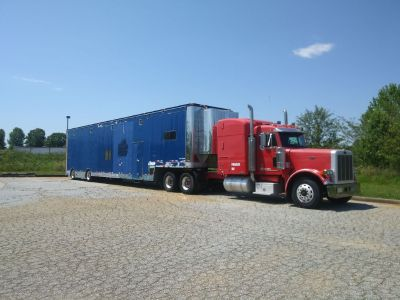 2002 Pete 379 & 2001 Great Dane Trailer