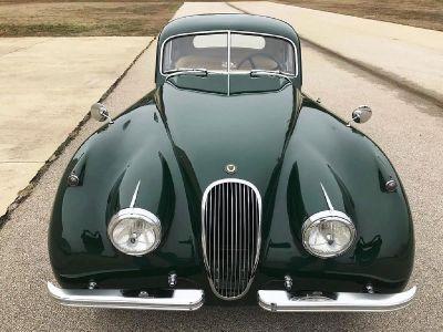 1953 Jaguar XK 120 SE