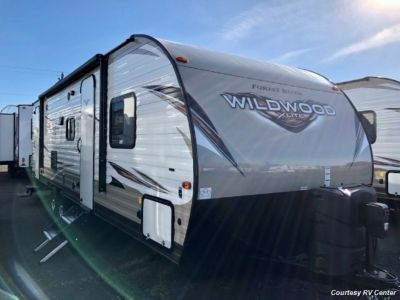 2019 Forest River Wildwood X-Lite T263BHXL