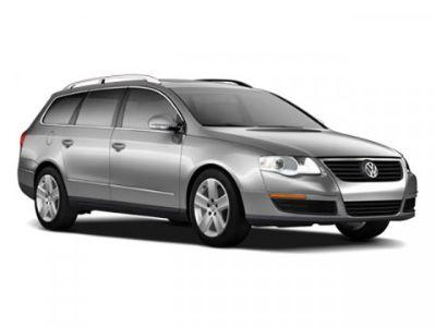 2009 Volkswagen Passat Value Edition (Cobalt Blue Metallic)