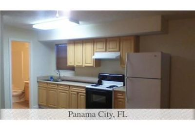 1 bedroom 1 bath apartment with open living area.