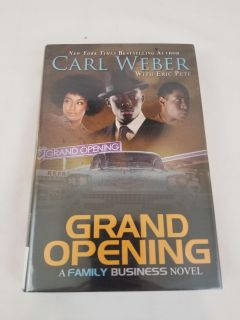 grand opening by carl weber