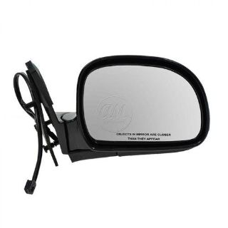 Buy 1998 Chevy S10 Blazer Jimmy Bravada Power Side View Mirror Passenger Right RH motorcycle in Gardner, Kansas, US, for US $27.45
