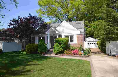 521 Adelphi St East Meadow Four BR, Lovely mid-block dormered