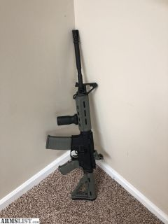 For Sale: Stag Arms AR-15 with magpul furniture