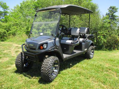 2019 E-Z-Go Express L6 Gas Golf carts Hendersonville, NC