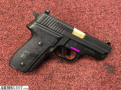 For Sale: Sig Sauer M11-A1, 9mm, Custom and Free Shipping!