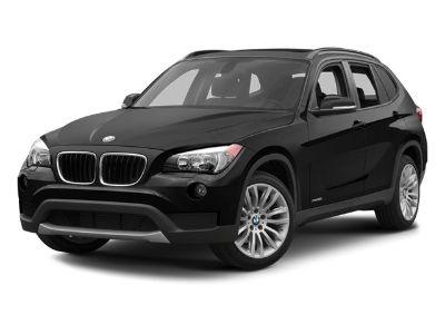 2014 BMW X1 sDrive28i (Sparkling Bronz)