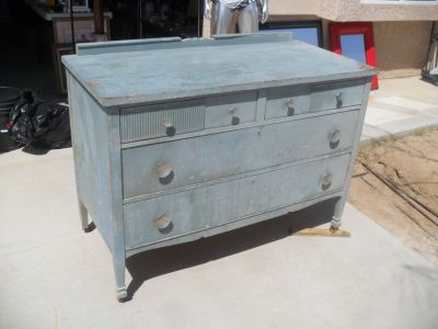 ~~~ Vintage / Antique Dresser / Buffet ~~~
